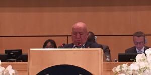 Intervención  presidente CTC Luis Miguel Morantes representante de los trabajadores(as) en la plenaria 105ª reunión Internacional del Trabajo OIT